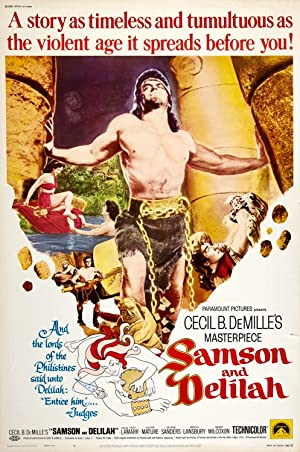 SAMSON ET DALILA – FILM – 1949