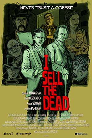 I SELL THE DEAD – FILMY – 2008
