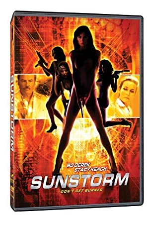 SUNSTORM – MOVIE – 2001