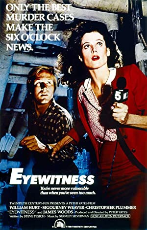 EYEWITNESS – MOVIE – 1981