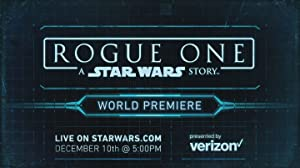 ROGUE ONE: A STAR WARS STORY – WORLD PREMIERE – MOVIE – 2016