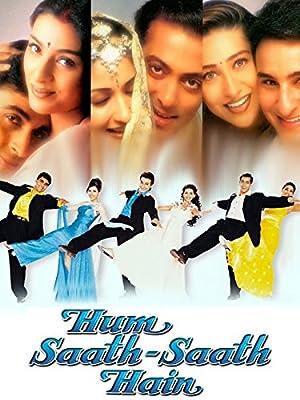 HUM SAATH-SAATH HAIN: WE STAND UNITED – FILME – 1999