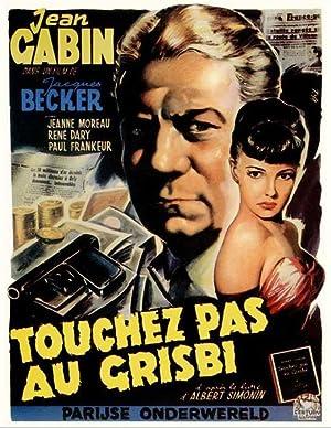 PARIS På VRANGEN – FILM – 1954