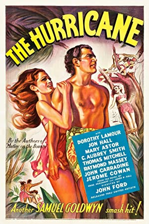 ORKANEN – FILM – 1937