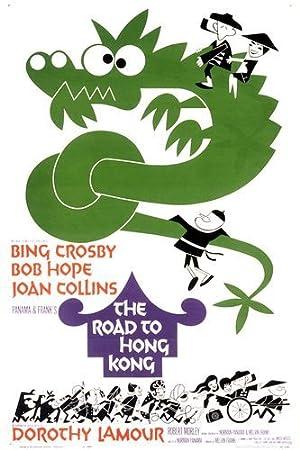 THE ROAD TO HONG KONG – MOVIE – 1962