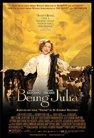 BEING JULIA – MOVIE – 2004