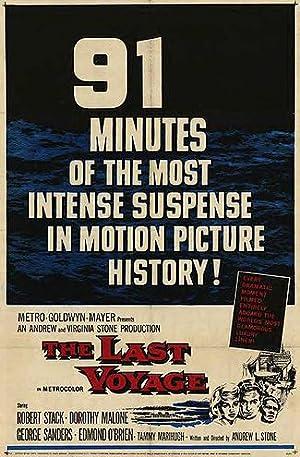 A ÚLTIMA VIAGEM – FILME – 1960