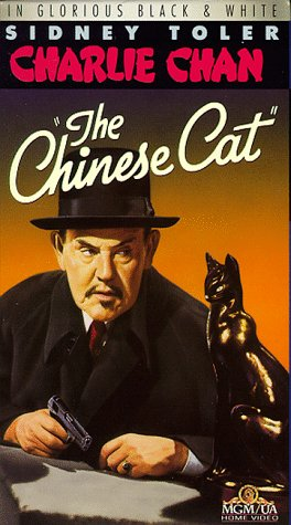 CHARLIE CHAN IN THE CHINESE CAT – MOVIE – 1944