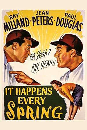 IT HAPPENS EVERY SPRING – MOVIE – 1949