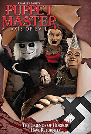 PUPPET MASTER: AXIS OF EVIL – MOVIE – 2010