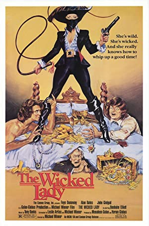 THE WICKED LADY – MOVIE – 1983