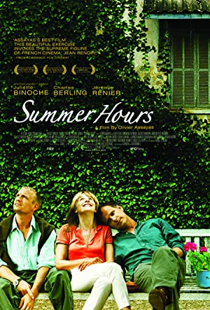 SUMMER HOURS – MOVIE – 2008