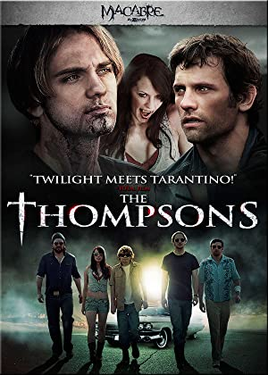 THE THOMPSONS – FILME – 2012