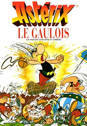 ASTERIX THE GAUL – MOVIE – 1967