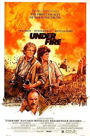 UNDER FIRE – MOVIE – 1983