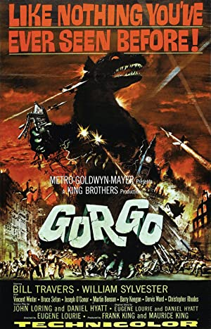 GORGO – MOVIE – 1961