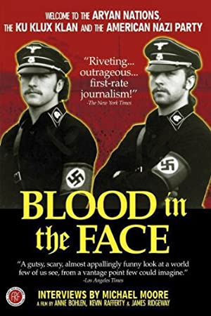 BLOOD IN THE FACE – FILME – 1991