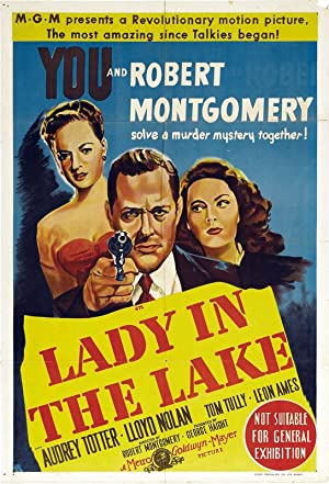 LADY IN THE LAKE – MOVIE – 1947