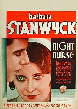 NIGHT NURSE – FILM – 1931