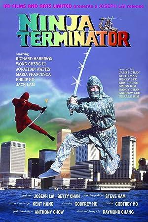 NINJA TERMINATOR – FILM – 1985