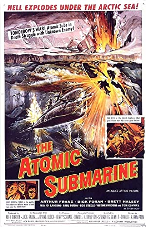 THE ATOMIC SUBMARINE – MOVIE – 1959