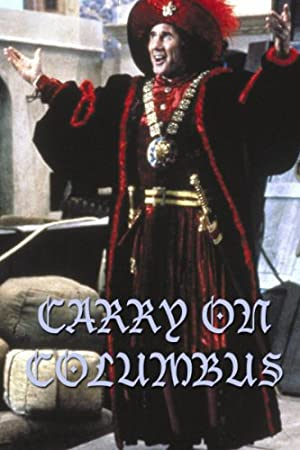 CARRY ON COLUMBUS – MOVIE – 1992