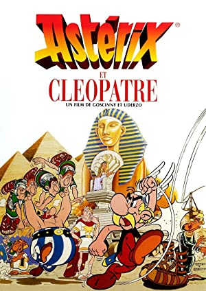 ASTERIX AND CLEOPATRA – MOVIE – 1968
