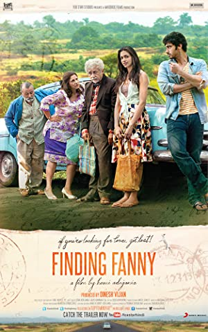 FINDING FANNY – MOVIE – 2014