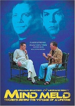 MIND MELD: SECRETS BEHIND THE VOYAGE OF A LIFETIME – FILME – 2001