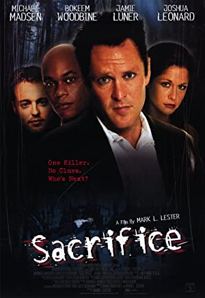 SACRIFICE – DER SWEETWATER-KILLER – FILME – 2000