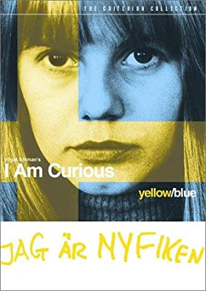 I AM CURIOUS (BLUE) – MOVIE – 1968