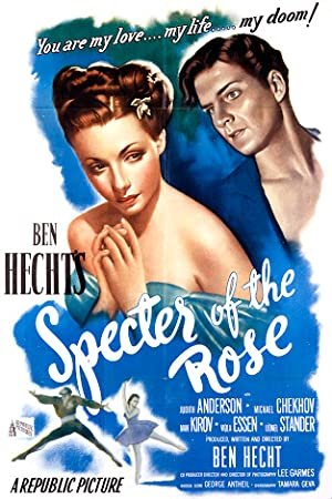 SPECTER OF THE ROSE – MOVIE – 1946