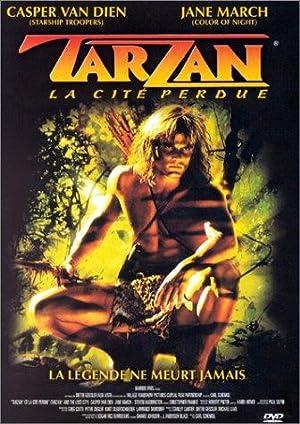 TARZAN éS AZ ELVESZETT VáROS – FILMEK – 1998
