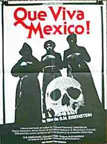 ¡QUE VIVA MEXICO! – DA ZDRAVSTVUYET MEKSIKA! – FILMEK – 1979