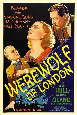 WEREWOLF OF LONDON – MOVIE – 1935