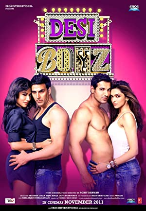 DESI BOYZ – MOVIE – 2011