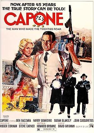 CAPONE, O GâNGSTER – FILME – 1975