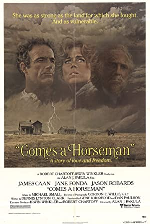 COMES A HORSEMAN – MOVIE – 1978