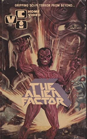 THE ALIEN FACTOR  – FILME – 1978
