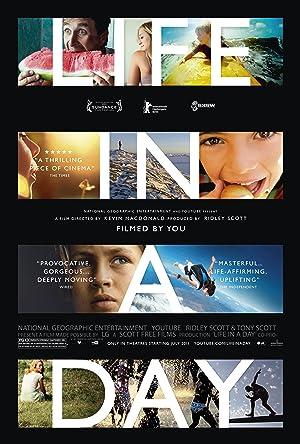 A VIDA EM UM DIA – FILME – 2011