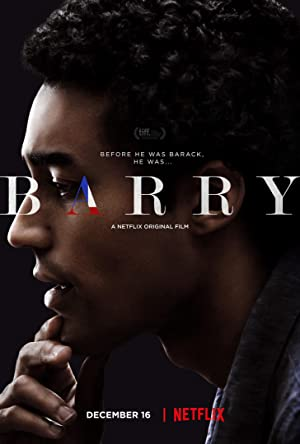 BARRY – FILM – 2016