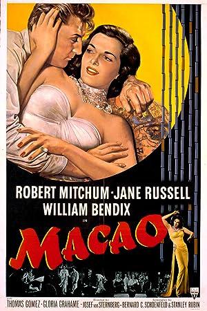 MACAO – FILME – 1952