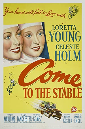 COME TO THE STABLE – MOVIE – 1949