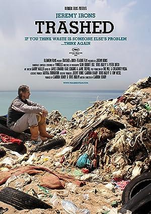 TRASHED – FILME – 2012