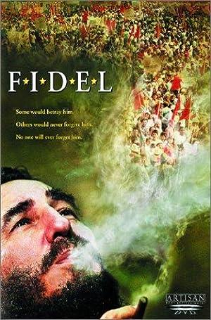 FIDEL – FILME – 2002