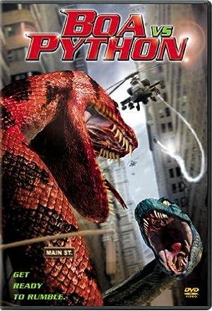 BOA VS. PYTHON – MOVIE – 2004