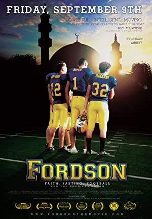 FORDSON: FAITH, FASTING, FOOTBALL – MOVIE – 2011