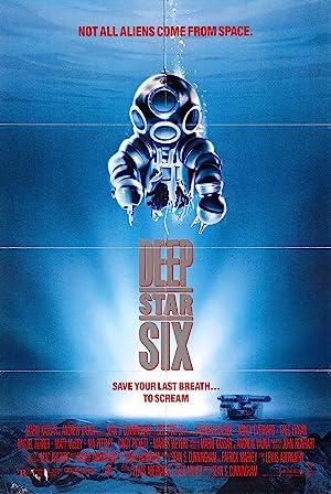 DEEP STAR SIX – FILM – 1989