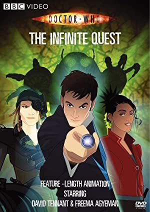 DOCTOR WHO: THE INFINITE QUEST – MOVIE – 2007