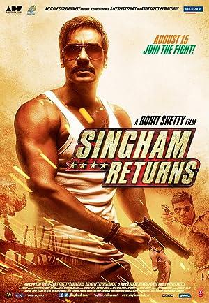 SINGHAM RETURNS – FILM – 2014